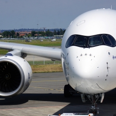 Aerospace rubber moulding - Airbus