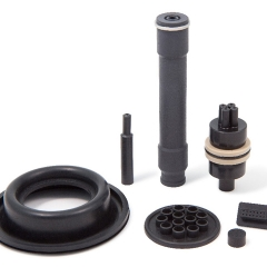 FFKM, extreme rubber, aerospace seals, rubber connecters
