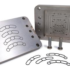 Rubber tool mould design - Mclaren prototype