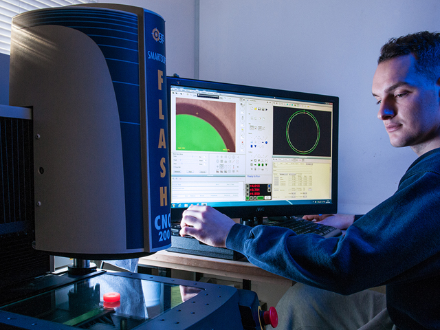 Rubber quality control - visual inspection