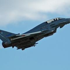 Aerospace rubber moulding - Eurofighter Typhoon rubber seals