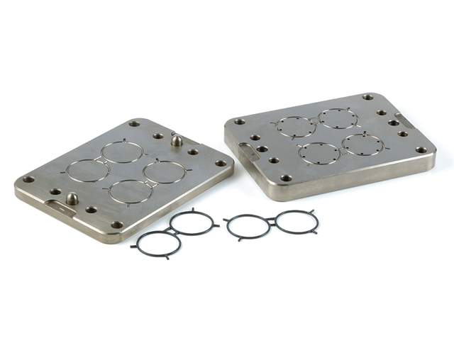 Gaskets and tooling