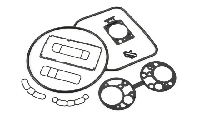 High performance custom rubber gaskets