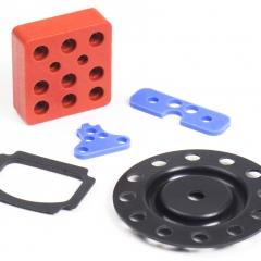 Rubber diaphragm seals