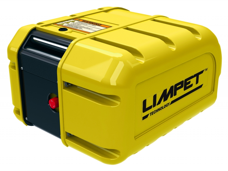 Limpet Technology Height Safety System