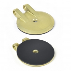 Aerospace rubber moulding - rubber-to-metal bonded seal