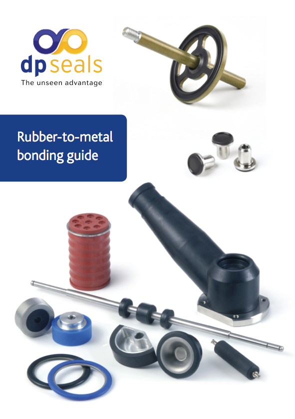 Rubber to Metal Bonding Guide Cover