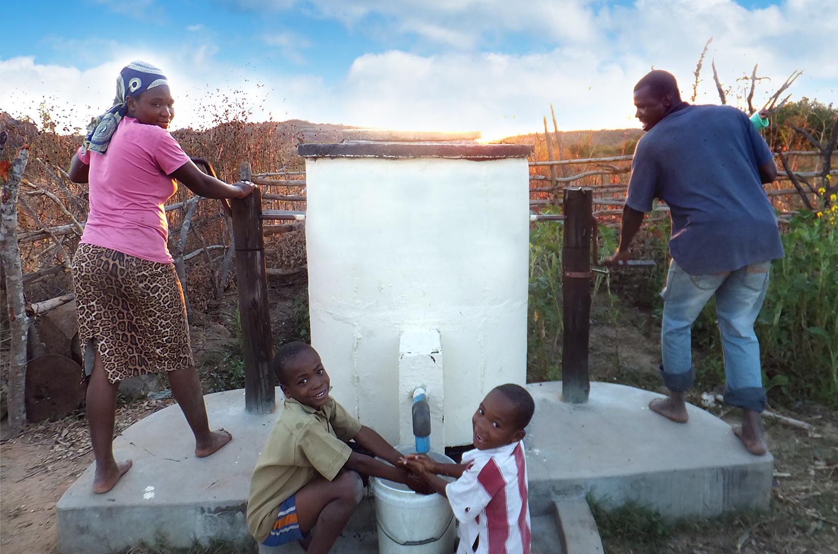 AquAid Water Pump