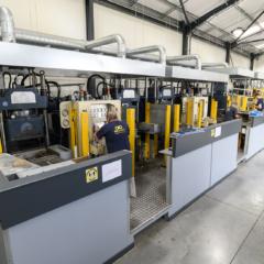 factory tour images main production