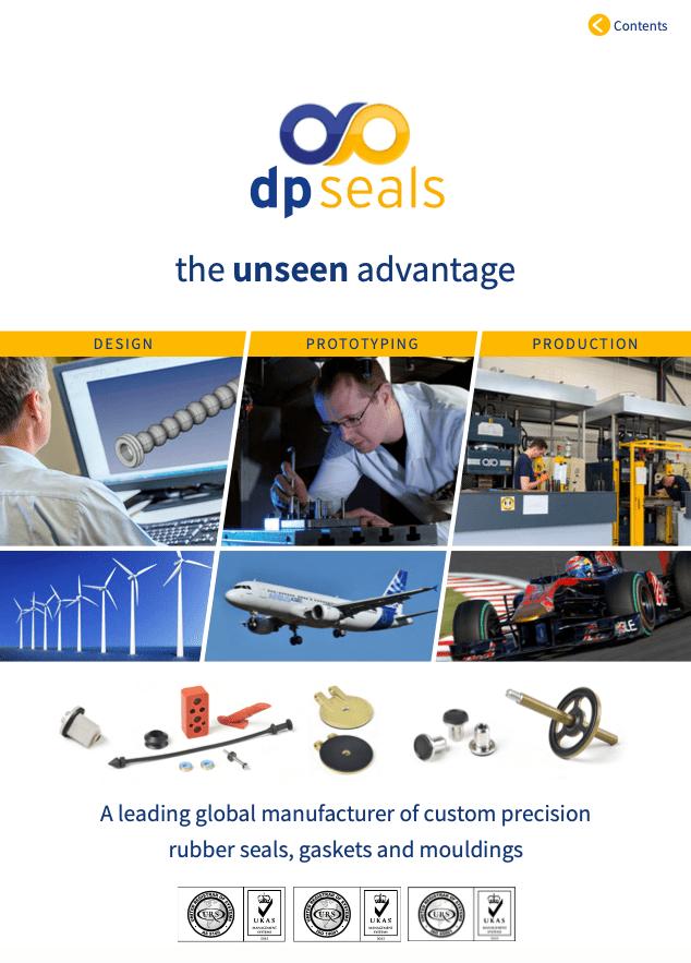 DP Seals' 2021 Japanese Brochure